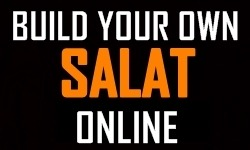 BUILD YOUR OWN SALAT