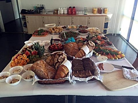 brunch buffet odense