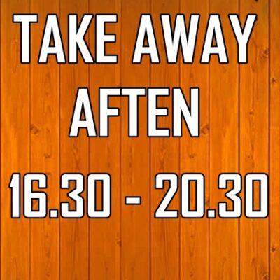 Take Away Aften