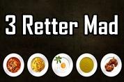 3 Retter Mad